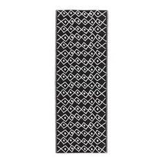 IKEA - SOMMAR 2017, Rug, flatwoven, The rug is perfect for outdoor use since it is made to withstand rain, sun, snow and dirt.If the rug gets dirty, you can wipe it or hose it down and hang it up to dry.