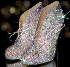 Swarovski-Clear-AB-Crystal-Boots