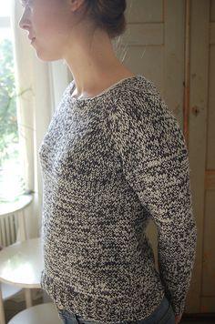 Ravelry: Farewell sweater pattern by Gralina Frie