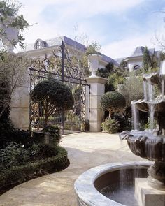 Eileen's Home Design: Le Belvedere in Bel Air, Los Angeles, CA