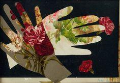 Eileen Agar (British, 1904-1991), Surrealist Collage, 1938. Collage, 23 x 33 cm.viaamare-habeo