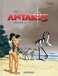 Antarès -3- Épisode 3  -  2010