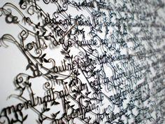 asombroso arte en papel