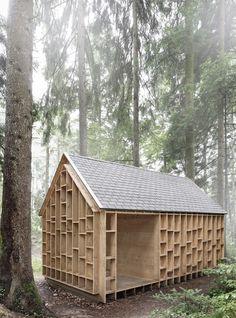 das Haus der Waldeulen in Wolfurt, bernd riegger architektur | © 2013