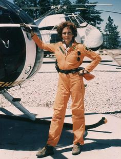 Pretty, Pretty Flight Suit Princess Joanna Cassidy from 240-Robert 3
