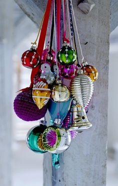 Kleurrijke kerst