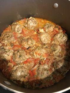 #Hearty Meatball Stew#