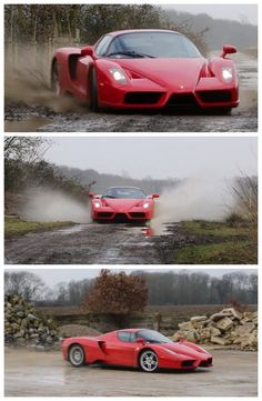 The Ferrai Enzo WRC - Click to watch this bonkers video #TurboTuesday