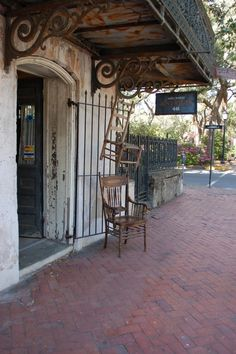 Shopping is a girl's therapy and we love antique shopping...Savannah looks like a perfect place for this!
