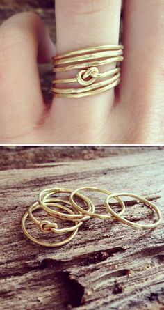 Six Stacking Knot Rings ( https://shop.uncovet.com/six-stacking-knot-rings-16657?medium=HardPin=Pinterest=type129=hardpin_type129#utm_campaign=type129_medium=HardPin_source=Pinterest )
