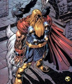 Thor: God of Thunder Marvel Comic Character, Comic Book Characters, Comic Book Heroes, Marvel Characters, Comic Books Art, Comic Art, Book Art, Marvel Dc Comics, Marvel Heroes