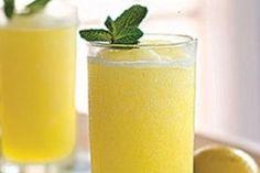 Cocktail: Sugar-Free Frozen Mint Lemonade