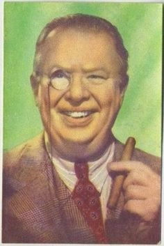 Charles Coburn didn't begin regularly appearing in movies until he was past the age of sixty. He was six years beyond that mark when he won an Academy Award for Best Actor in a Supporting Role for his performance as matchmaker to Jean Arthur and Joel McCrea in the screwball classic The More the Merrier (1943). He was 84. Died in 1961.