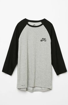 Hooked on Dri-FIT Baseball T-Shirt that I found on the PacSun App f0cb695a0