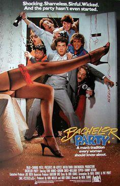 Bachelor Party (1984) starring Tom #Hanks