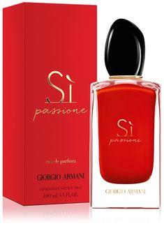 2ac35b19e323 Giorgio Armani - Si Passione - eau de parfum