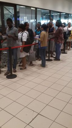We had a BLAST surprising customers at our activation in Pick n Pay, Mall of the South, Walker Drive, Ruimsig and Beacon Bay! Book your Greyhound ticket at a participating Pick n Pay store and stand a chance to win your share of R45 000 in shopping vouchers! How to enter: - Book your Greyhound bus ticket at a participating Pick n Pay store - SMS your name, surname and ticket reference along with the keyword 'PICK' to 45211 Book today! T & C's Apply…