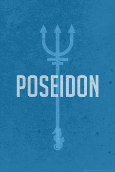 Poseidon Percy Jackson and the Olympians