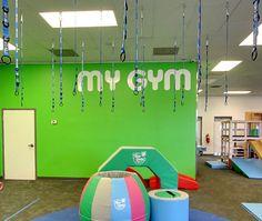 A children's paradise ... MyGym Brandon, FL