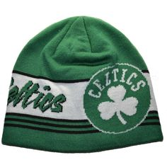 Boston Celtics NBA Basketball Adidas Beanie #Adidas #BostonCeltics #Celtics #NBA #Beanie