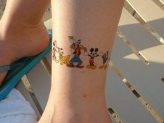 disney tattoo konner would go Insane!!!  | followpics.co