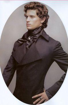 Tom Hiddleston, Lord Loki, in Victorian costume. Moda Steampunk, Steampunk Jacket, Steampunk Fashion, Steampunk Costume, Victorian Men, Victorian Steampunk, Victorian Fashion, Victorian Gentleman, Modern Victorian