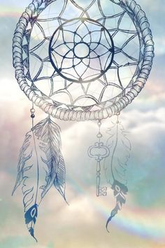 Cute dream catcher wallpaper