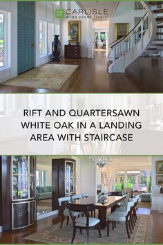Like a vintage wine, this floor only gets better with age. See for yourself how Carlisle Rift and Quartersawn White Oak floors can elevate any room imaginable. #quartersawn #whiteoakflooring #whiteoak Oak Flooring, Wide Plank Flooring, White Oak Floors, Vintage Wine, Carlisle, Traditional, Room, Inspiration, Oak Wood Flooring