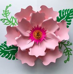 Paper flower template, DIGITAL (PDF) version - The Exotic Hibiscus- Original Design by Annie Rose. This is a PDF template project. Your download, print, cut and form your own flower. Perfect for your DIY flower project. You will download 4 files, 3 of the PDF petals and 1 of the small, medium and large base (PDF). The flower center is not include with purchase. Note to Buyer: This is a digital product and is not eligible for a refund after purchase. This the policy of Etsy and of The…