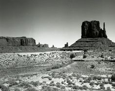 Photography-Black & White-James W. Terman: Monument Valley, Navajo Tribal Park, Arizona 2005 0513b