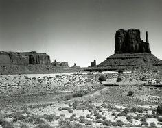 Photography-Black & White-James W. Terman: Monument Valley, Navajo Tribal Park, Arizona 2005 0513b