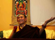 When starting out on the inner path you need a great amount of courage to go in a different direction from this modern world's materialistic culture, particularly if all your family and friends are immersed in it. But ask yourself what is more important: The duration of this one short life, or the infinite continuum of mind? -- Chamtrul Rinpoche