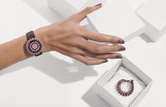 Baselworth Chopard, Infinite Precious Chopard Collection - http://upscalelivingmag.com/baselworth-chopard-infinite-precious-chopard-collection/