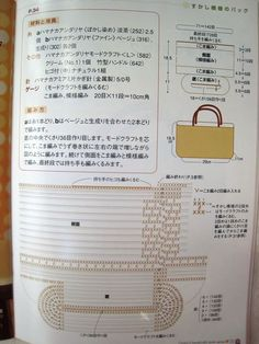 Сумки, связанные крючком. Bags crocheted