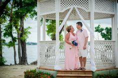 Destination Wedding Negril, Jamaica - ClubHotel Riu Negril - Gazebo wedding - Weddings By RIU