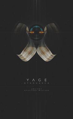 YAGE | Spiritual Physic on Behance