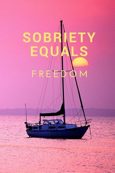 The sobriety journey