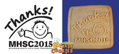 Customer Appreciation - Corporate Logos - Marketing Ideas - Custom Cookies