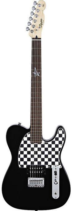 Squire Fender Telecaster | Avril Lavigne Signatures