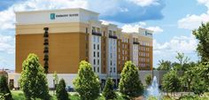 Embassy Suites Chattanooga / Hamilton Place Hotel, TN - Hotel Exterior