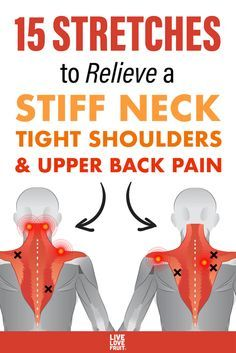 Neck And Shoulder Exercises, Neck And Shoulder Pain, Shoulder Workout, Stiff Shoulder, Shoulder Pain Relief, Neck And Back Pain, Fitness Workout For Women, Yoga Fitness, Health Fitness