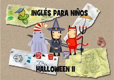 Vocabulario Halloween II