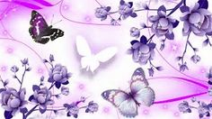 Butterfly Drawing, Butterfly Flowers, Butterflies, Purple Butterfly Wallpaper, Facebook Cover Images, Cover Wallpaper, Name Art, Fb Covers, Stencil Art