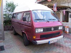 VW Bus T3 Camper
