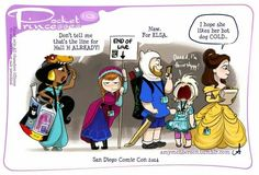 Pocket Princesses No.113