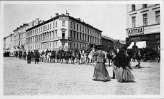 Москва 1909 года. Фотографии Мюррэя Хоув