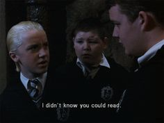 Tu vida en el colegio explicada con 60 gifs de Harry Potter  The Idealist