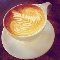 """See 258 photos and 124 tips from 1655 visitors to da Matteo. """"My place for coffee, creative work and times with friends. Coffee Cups, Latte, Soups, Salads, Juice, Bread, Food, Coffee Mugs, Soup"""