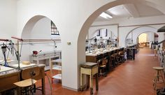 Alchimia: Contemporary Jewelry School in Florence, Italy.