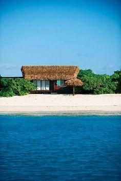 Medjumbe island off the coast of Mozambique